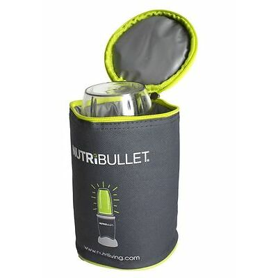 Nutribullet Blast Off Bag - Cooler Carry Case for Large + Small Cups 600w/900w