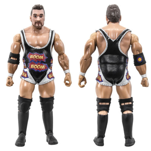 Colt Cabana Rising Stars of Wrestling Action Figure Series