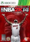 NBA 2K14 (Microsoft Xbox 360, 2013)