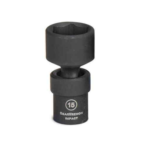 """Gearwrench 84167 1//4/"""" Drive 6 Pt Universal Impact Socket 12mm"""