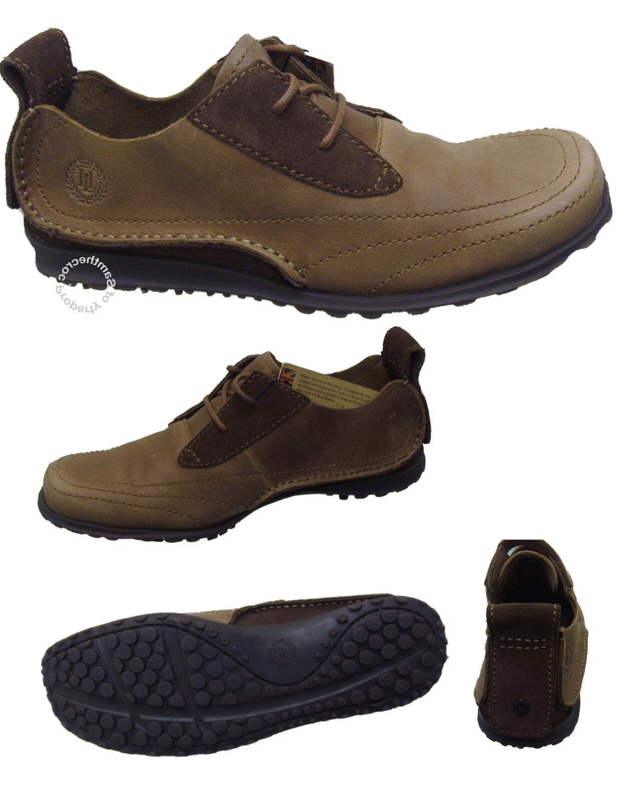 Lloyd Mocassins Henri Bateau Marron Chaussures Cuir Caxton ALj354R