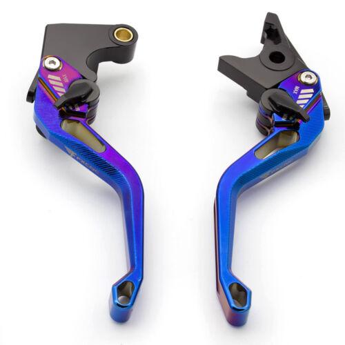 Clutch Brake Lever Set For Yamaha YZF R1 R3 R6 R15 FZ1 FZ6 FZ07 FZ8 FZ09 FZ10 3D
