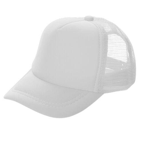 Mens Womens Summer Baseball Sports Cap Cadet Trucker Hat Curved Visor Adjustable