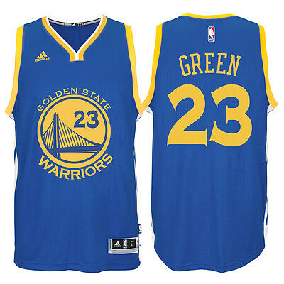 brand new 61fe6 6e660 golden state jersey blue