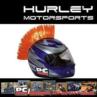 PC Racing Helmet Mohawk Color Pink PCHMPINK
