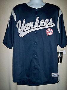 207d599d431 Image is loading NEW-YORK-YANKEES-MLB-DYNASTY-BASEBALL-JERSEY