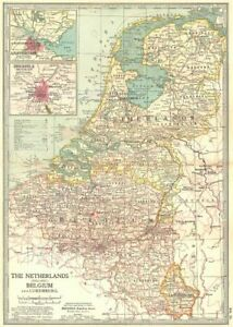 image is loading netherlands belgium lux amsterdam brussels shows battlefields dates