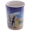 thumbnail 47 - Animal Shaped Handle Ceramic Mug Tea Coffee Cup Novelty Gift Jungle Tropical