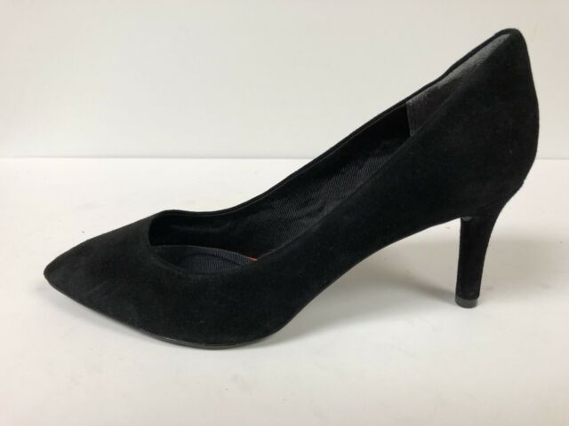 Women's Total Motion 75MM Layer T Strap Pumps
