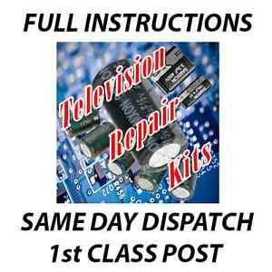 LG 50PQ6000 50PS80ED 50PS30FD ZSUS Kit di riparazione TV al plasma-MEDIOCRE/Rosso FOTO
