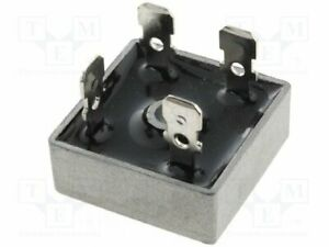 2X KBPC2508W Single-phase bridge rectifier Urmax 400A DC COM 800V If 25A Ifsm