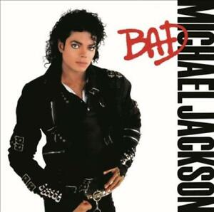 Details about MICHAEL JACKSON - BAD NEW CD