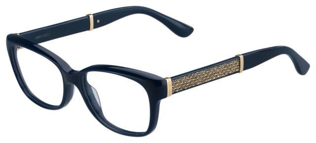 5662d2c1f2 Jimmy Choo Jc178 175 Crystal   Glitter Frame for Glasses Eyewear JC ...