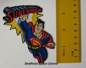 Superman-Logo-amp-Figure-Cutout-Patch-P306