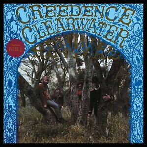 CREEDENCE-CLEARWATER-REVIVAL-CCR-Self-Titled-180gm-Vinyl-LP-2015-NEW-amp-SEALED