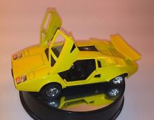 Bachmann Jet Machines LAMBORGHINI COUNTACH Diecast Pull Back Spring FRICTION