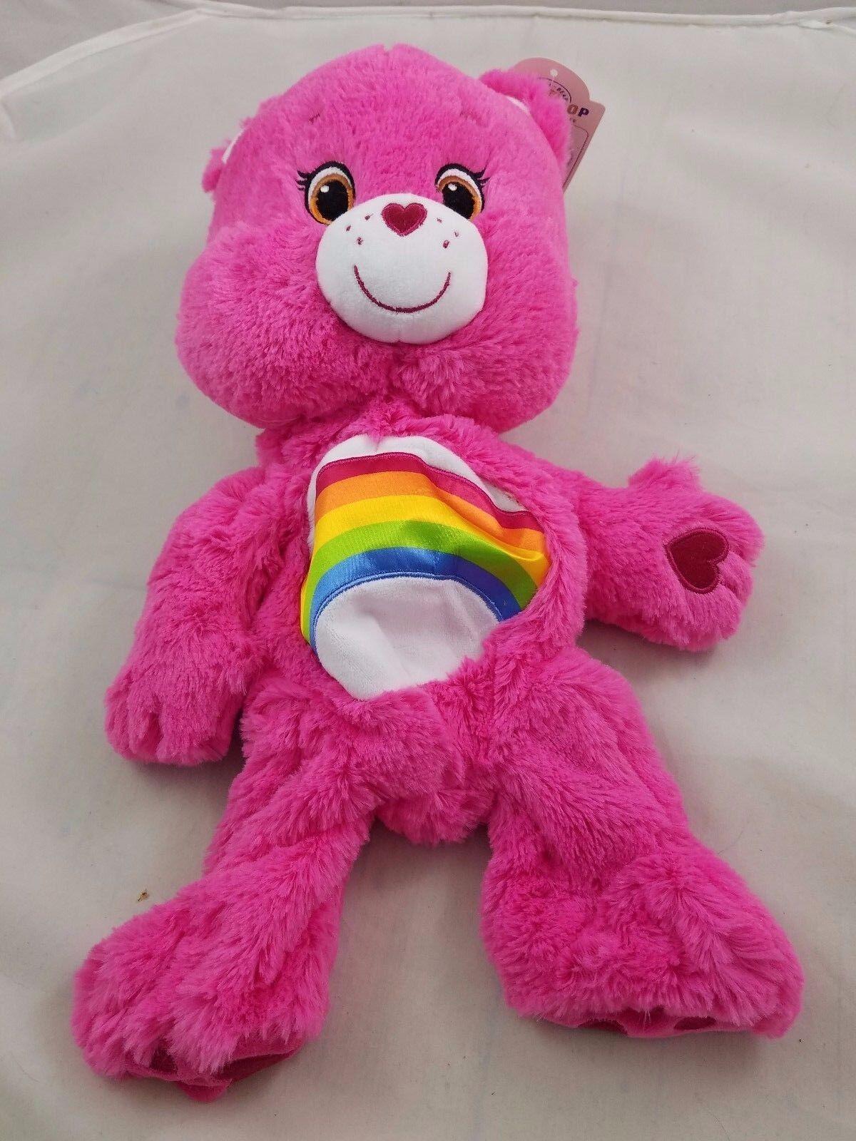 Nwt Build a Orso Cheer Orso Care Bears American Greetings Non Imbottito