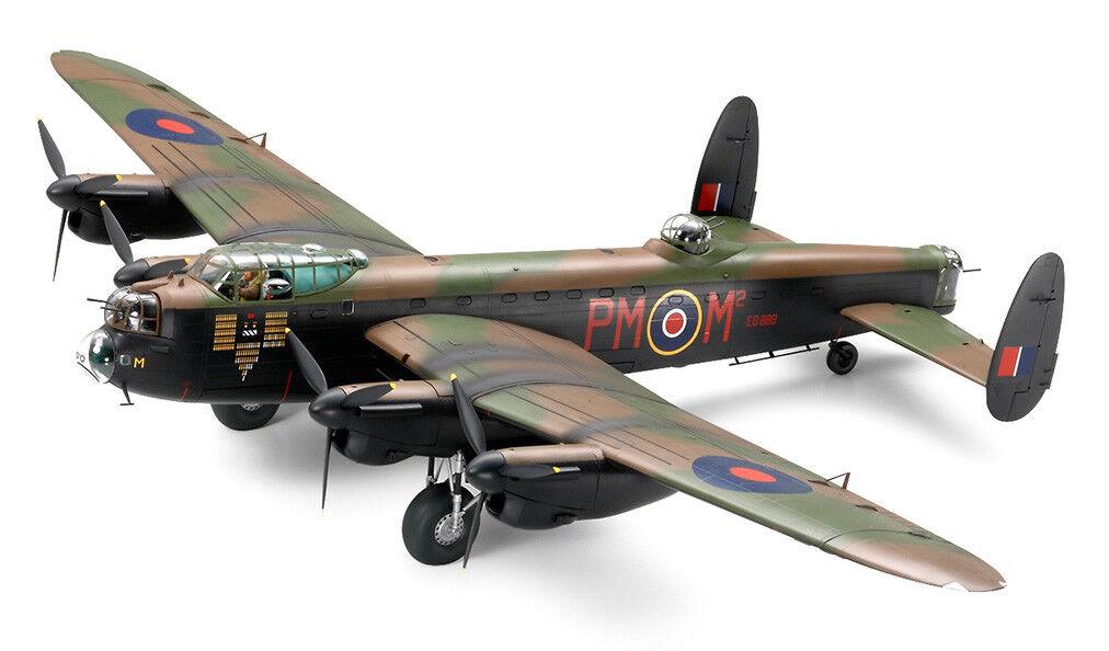 Tamiya Aircraft Model 1 48 Airplane Avro Lancaster B Mk I III Scale Hobby 61112