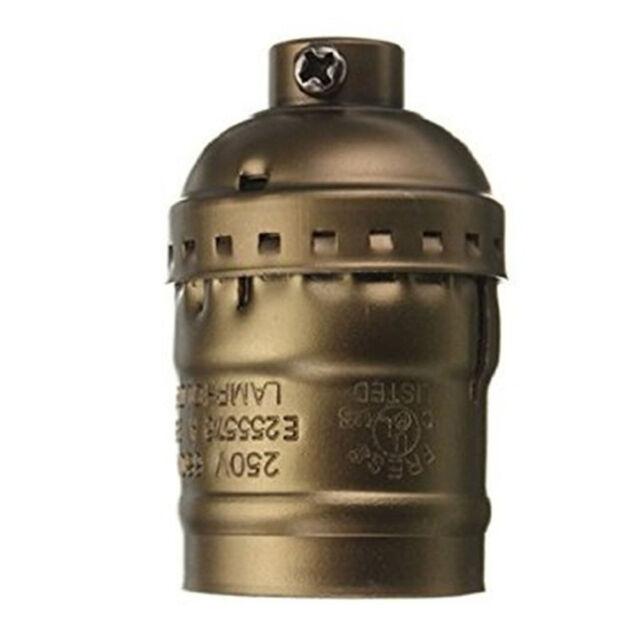 Home Edison Vintage Lamp Light Base socket Holder adapter E27 Bulbs T1