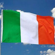 Outdoor Irish Flag Ireland National Celebration Flags Large Hanging Banner 3x5ft