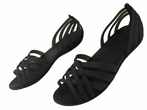 Crocs Damen Sandalen Pantoletten Sandaletten EUR 41