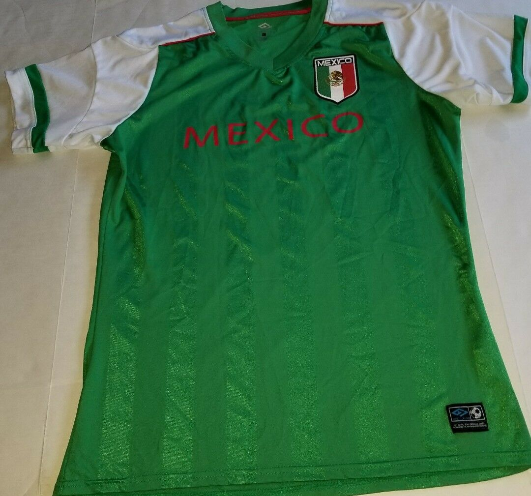 Mexico jersey large for men original 30×22