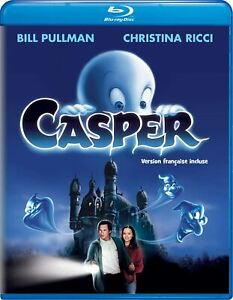 New-BluRAY-CASPER-Bill-Pullman-Christina-Ricci-Cathy-Moriarty-Eric-Idle