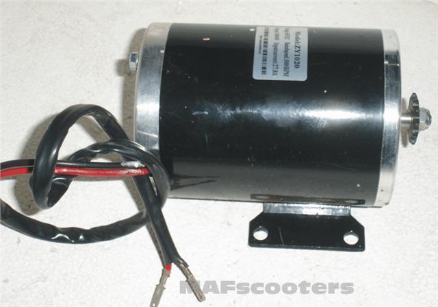 Eléctrico E-Scooter 36 Voltio 1000 Watt MOTOR  CADENA Drive con fijación  mejor opcion