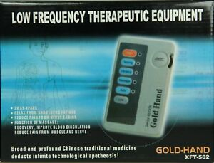 MINI-4-Pad-TENS-MACHINE-LOW-FREQ-MASSAGE-FITS-IN-THE-POCKED-OR-PURSE