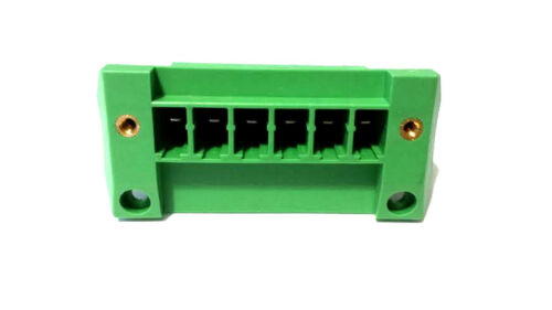 PHOENIX CONTACT CONNECTOR HEADER 6 POS DFK-PC4//7.62 PC4 7.62 1840599