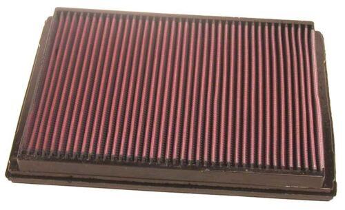 K/&N Filter für Opel Astra H Bj.2//07 Luftfilter Sportfilter Tauschfilter