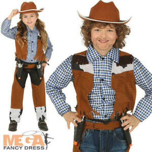 Halloween Style Western Cowgirl Cowboy Hat For Kid Boys Gilrs Party Costumes VV