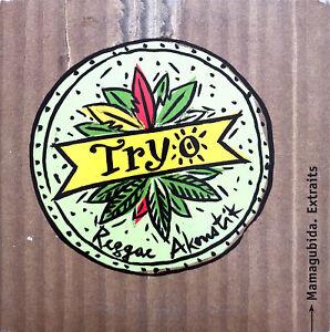 Tryo-CD-EP-Mamagubida-Promo-France-VG-VG