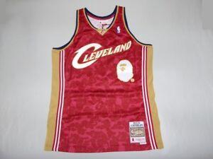 c9877cb07e69 18877 mitchell ness bape cavs abc basketball swingman jersey tanktop ...