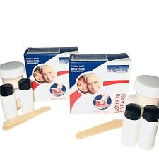 Perma Soft Reline Denture Adhesive Alternative 4 Kits False Teeth Reliner Liner