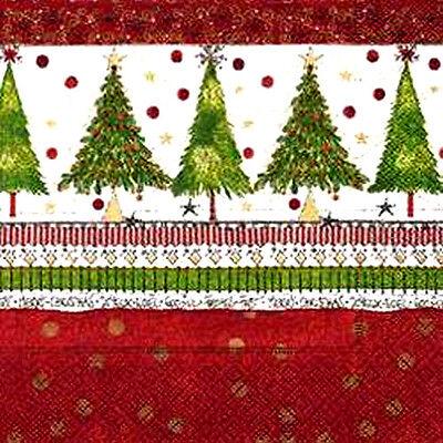 * Paper + Design Natale * * 20 Tovaglioli * Christmas Tree & Town *-weihnachten*20 Servietten*christmas Tree&town* It-it Vuoi Comprare Alcuni Prodotti Nativi Cinesi?