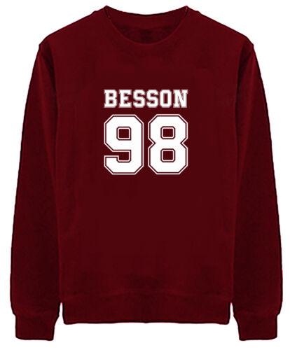 Why Don/'t We Unisex Sweater Besson 98 Boy Band Fangirl Pop Corbyn Seavey Avery