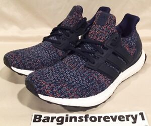 88a84ed280c New Men s Adidas UltraBOOST 4.0 - BB6165 - Size 8.5 - Navy Multi ...