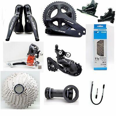 Shimano 105 R7000 2X11 Speed Road bike Groupset  12-25 11-28//30//32//34T 6 PCS