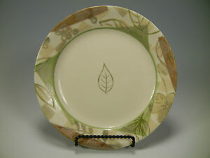 CORELLE TEXTURED LEAVES SALAD PLATE 7 1/4 in. | eBay