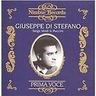 Prima Voce: Giuseppe di Stefano sings Verdi & Puccini (2009)