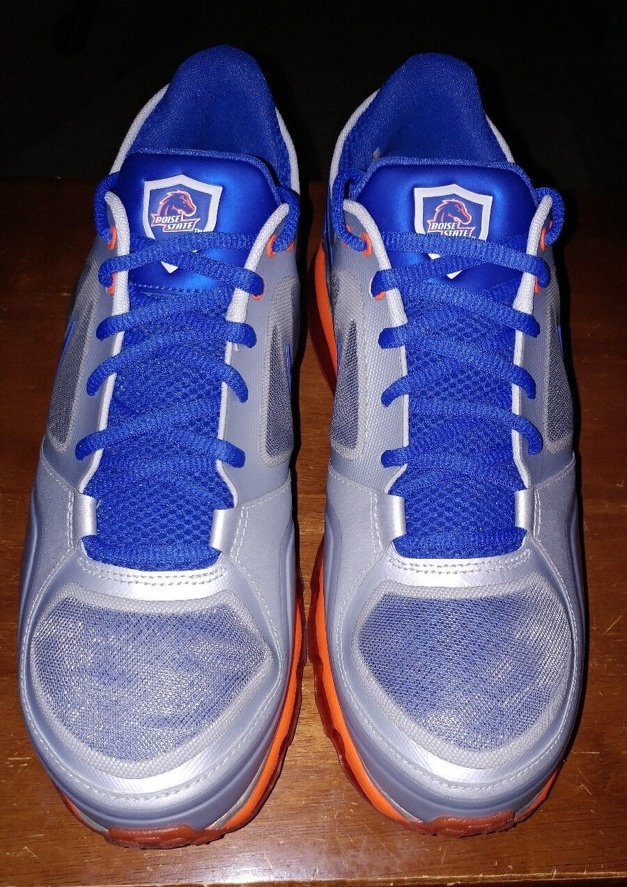 NIKE TRAINER 1.3 MAX RIVALRY  BOISE STATE  504735 007 SZ  MNS 10
