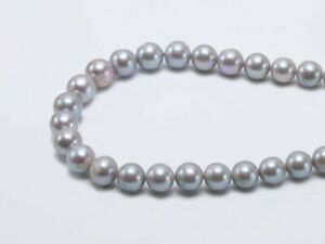18-AAA-9-8-mm-natural-South-Sea-Silver-Grey-pearl-necklace-14K