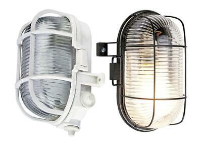 Outdoor Bulkhead light 100 watt vandal light fitting polycarbonate Anti
