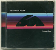 YEAR OF THE RABBIT Hunted EP; 2003 CD; Ken Andrews, members of  Failure & Shiner