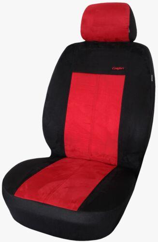 Autositzbezüge SET Autoschonbezüge ROT passend für Kia Picanto I 2003-2011