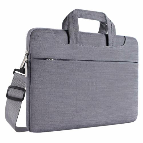 13.3 15.6 inch Messenger Bag Demin Carry Case for Women Men Laptop Macbook Dcer