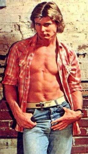 new! 1970s JAN MICHAEL VINCENT shirtless poster replica fridge magnet