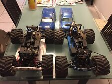 Traxass  T-MAXX And TTRX Trucks Lot Of 2 For Parts Only, Untested