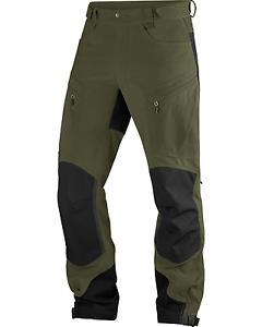 Image is loading Haglofs-Rugged-II-Mountain-Pants-Mens-Deep-Woods-